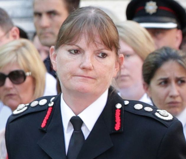 London Fire Chief Dany Cotton Should Resign Over Grenfell, Says David Lammy