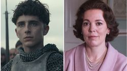 What To Watch On Netflix In November, Including Olivia Colman In The Crown And Timothee Chalamet In The