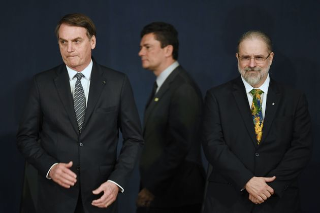 Caso Marielle envolveu Bolsonaro, Sergio Moro e o procurador-geral da República, Augusto