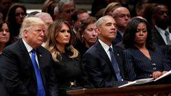 Πώς ανακοίνωσαν Τραμπ και Ομπάμα τον θάνατο Μπαγκντάντι και Μπιν Λάντεν σε ένα ξεκαρδιστικό
