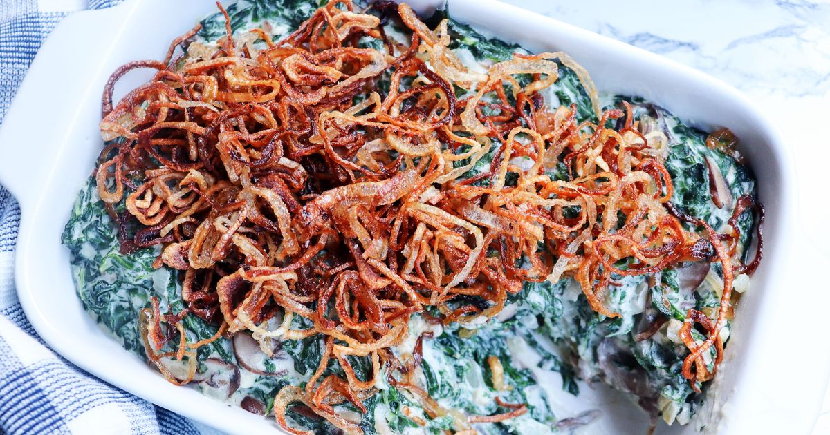 Goodbye, Green Bean Casserole. This Thanksgiving Side Is Coming For You.