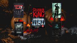 Cinq livres terrifiants pour se faire peur à