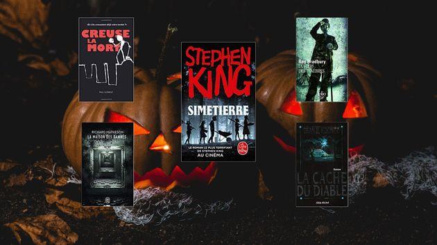 Cinq Livres Terrifiants Pour Se Faire Peur A Halloween Le