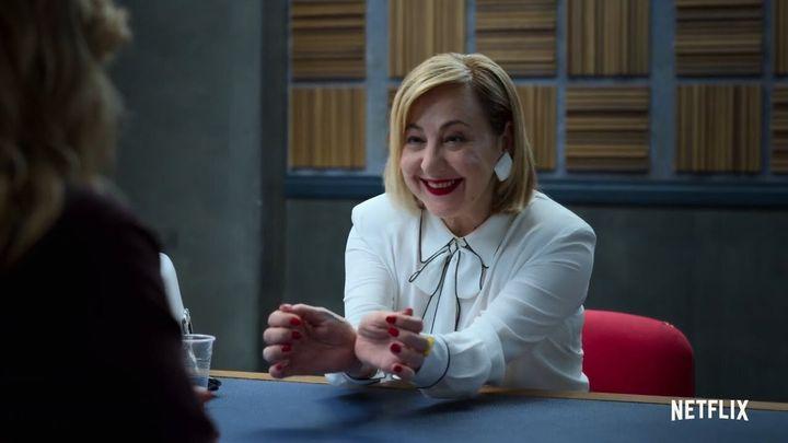 Carmen Machi en 'Criminal España'.