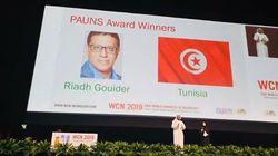 Le Professeur tunisien Riadh Gouider à l'honneur au Congrès mondial de