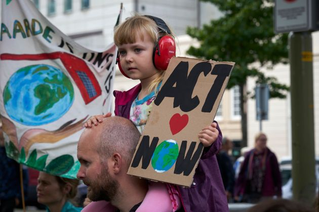 How To Talk To Your Kids About Climate Change Without Giving Them