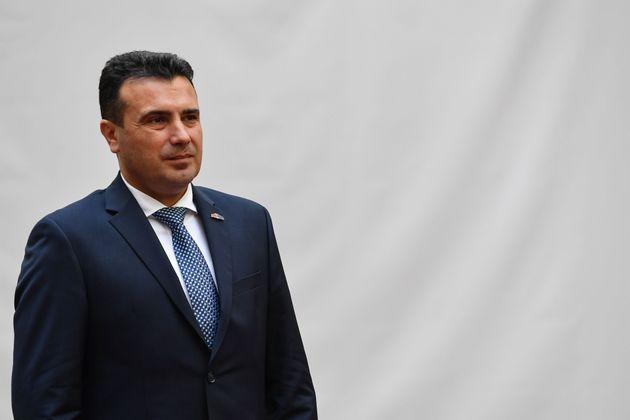Ζάεφ: Θα εφαρμόσουμε τη Συμφωνία των Πρεσπών μέχρι το