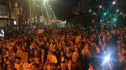 Más de 55.000 personas reivindican en Cartagena un Mar Menor