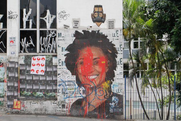 Marielle Franco e o motorista Anderson Gomes foram assassinados em março de 2018, ao sair de um...
