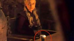 Emilia Clarke Finally Exposes The True 'Game Of Thrones' Coffee Cup