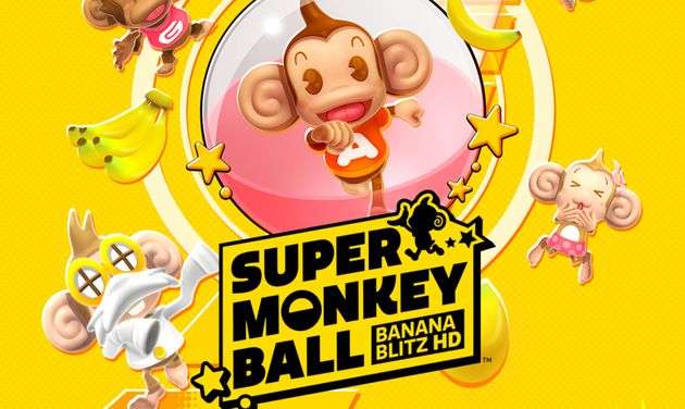 Super Monkey Ball: Banana Blitz HD for Nintendo Switch, Xbox One, and