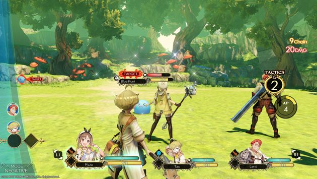 Atelier Ryza on PS4