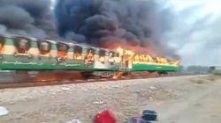 Πακιστάν: Περισσότεροι από 70 νεκροί εξαιτίας πυρκαγιάς σε