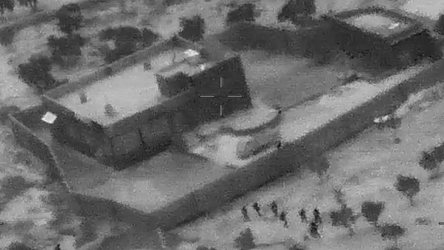 EE UU publica vídeos del ataque a Al