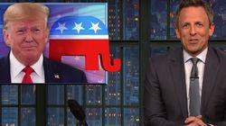 Seth Meyers Finds The Smoking Gun In The Trump-Ukraine
