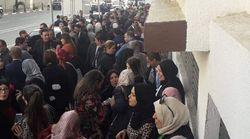 Plusieurs centaines de magistrats regroupés face à la Cour