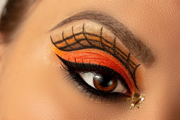 Halloween Makeup Ideas That Mainly Require Eyeliner