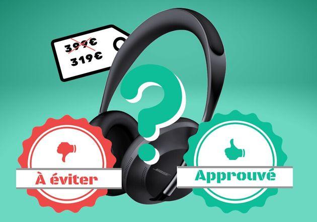 À un mois du Black Friday, la promo du casque Bluetooth Bose Headphones 700 sur Rakuten vaut-elle le
