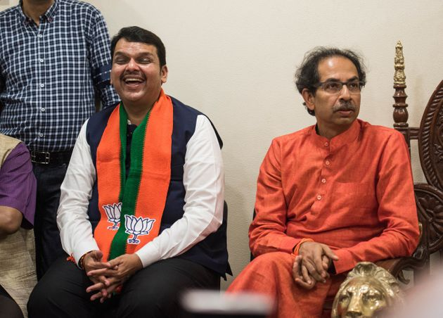 Twitter Trolls BJP-Shiv Sena With Funny Videos As Power