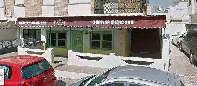 El restaurante Pepe's Cantina
