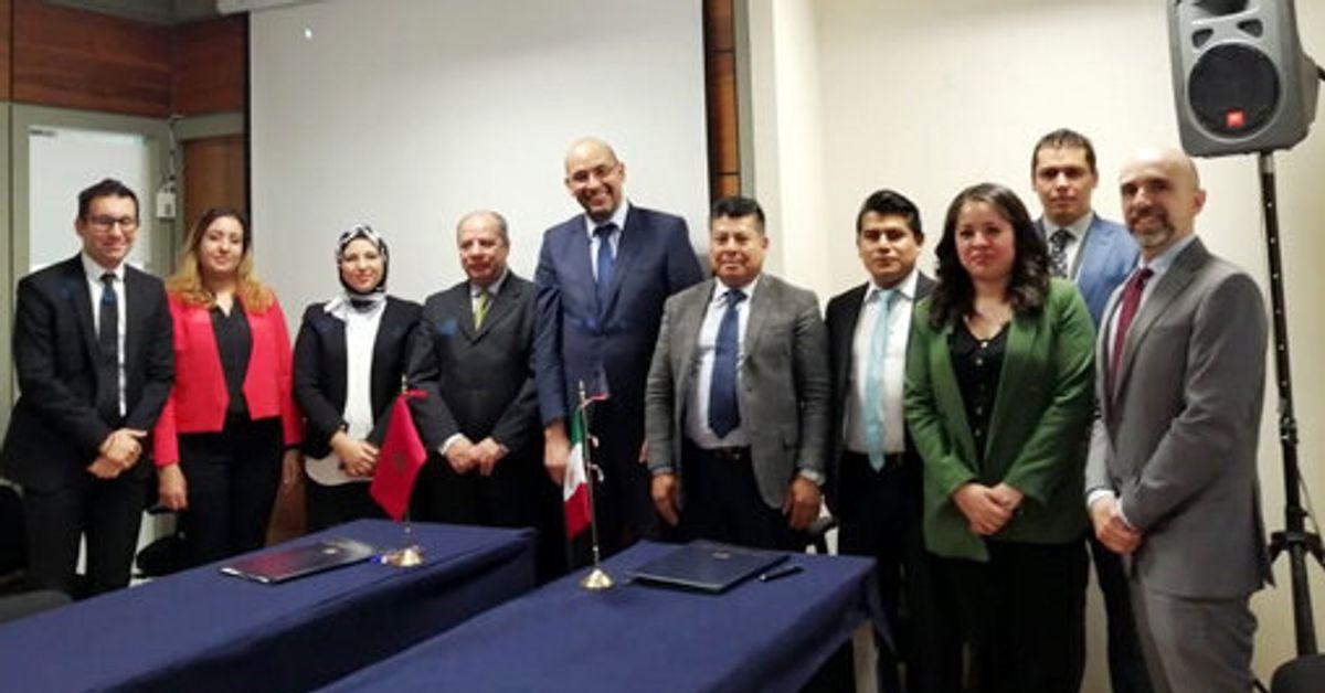 Le Maroc et le Mexique signent un mémorandum d'entente relatif aux services aériens