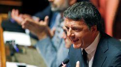 Renzi prepara la battaglia parlamentare sulla manovra: