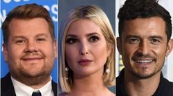 James Corden Reveals What He And Orlando Bloom Told Ivanka Trump After A Few