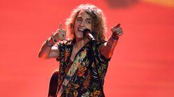 Nos representó en Eurovisión pero ahora ni lo