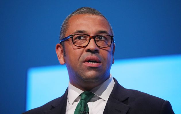Tory Chairman James Cleverly Promises Party Will Deliver January 31 Brexit Do Or Die
