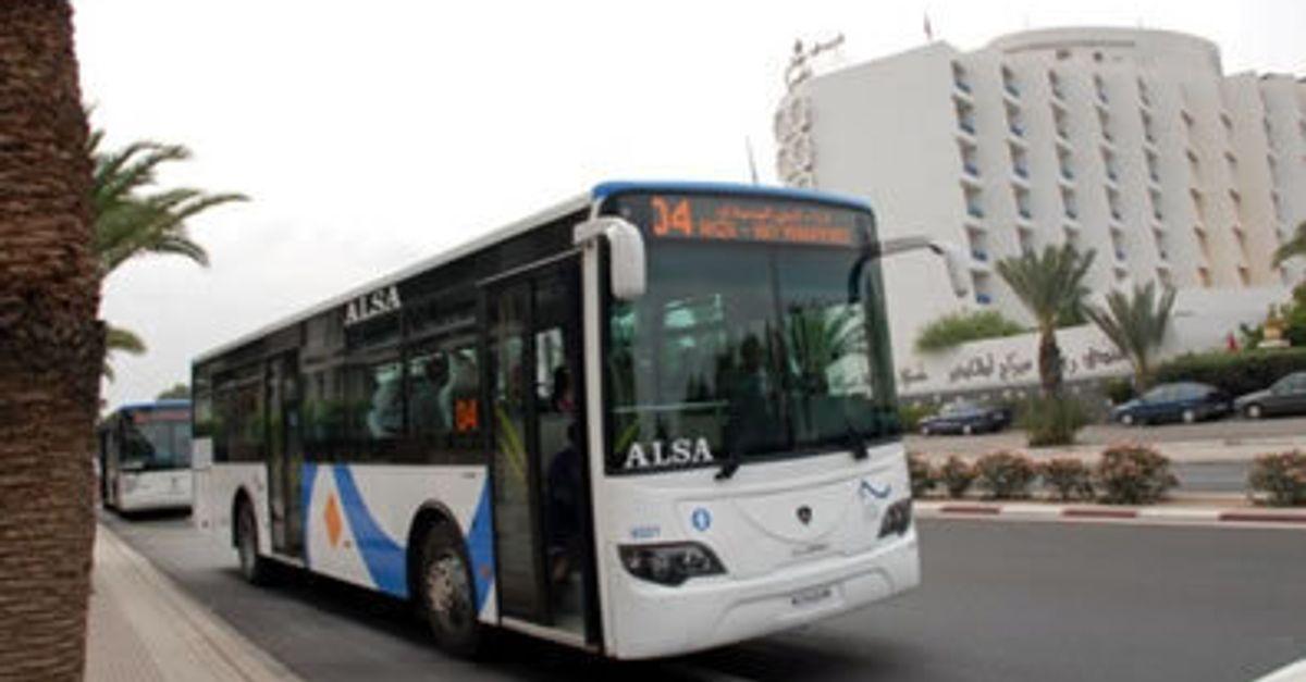 Casablanca: Alsa succède officiellement à M'dina Bus