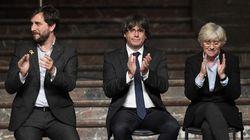 La Fiscalía pide la euroorden por sedición para dos exconsellers