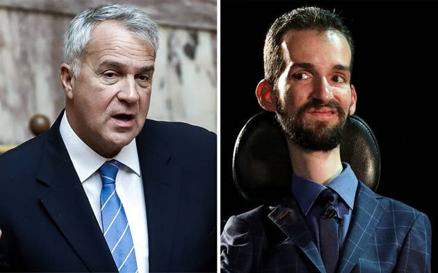 Βορίδης- Κυμπουρόπουλος: Εσωκομματική αντιπαράθεση για την «αναπηρία» των κοριτσιών της Ν.