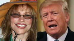 Carly Simon: Trump Was 'All Over Me Like Ugly On An