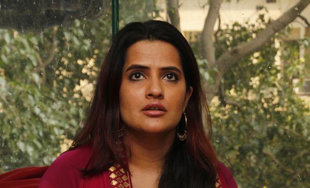 Sona Mohapatra in a file