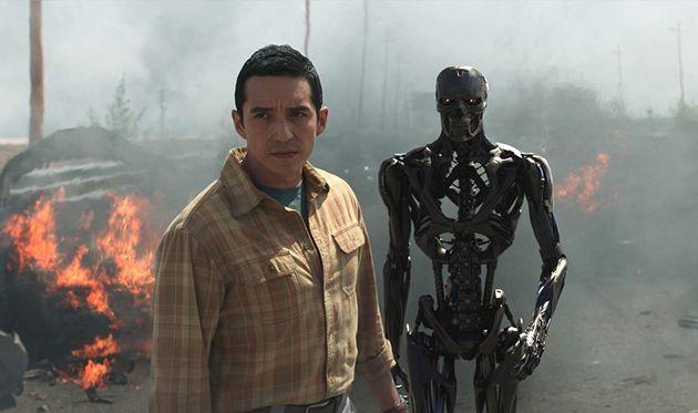 Gabriel Luna é um Rev-9, um T-1000 que na verdade não é um