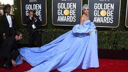 Το «μυστήριο» του viral φορέματος της Lady Gaga από τα Golden Globes- Βγαίνει σε δημοπρασία από καθαρίστρια
