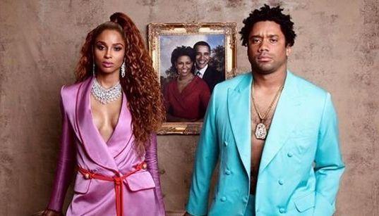 Halloween: Ciara et Russell Wilson deviennent Beyoncé et