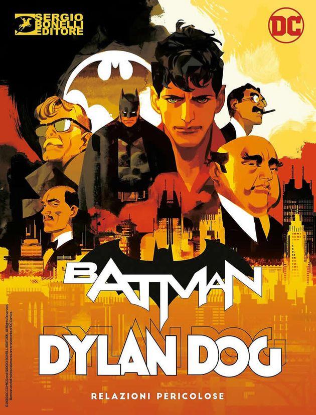 Batman e Dylan