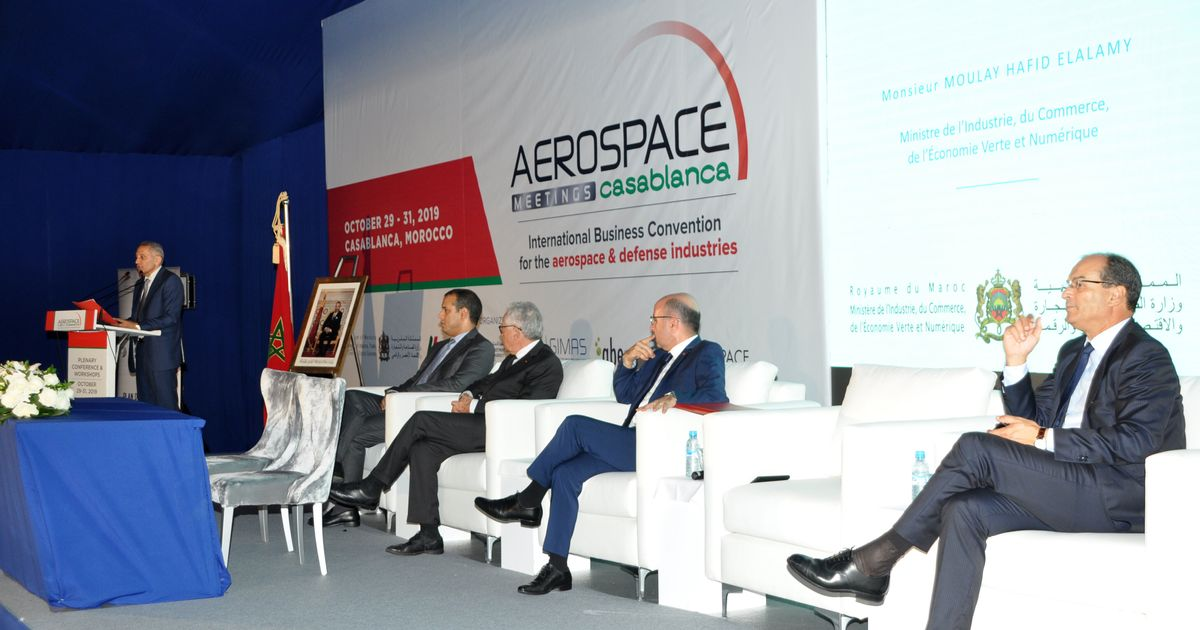 « Aérospace Meetings Casablanca » s'impose en destination phare de l'aéronautique mondial