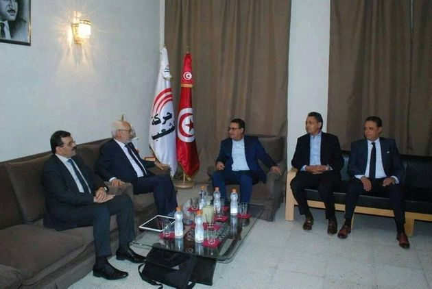 Rencontre entre Ennahdha et le Mouvement du