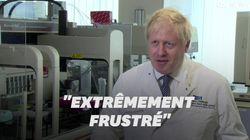 Boris Johnson en est convaincu, le report du Brexit n'est en rien de sa
