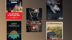 5 livres de SF qui ont inventé des langues, thème des Utopiales
