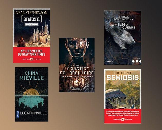 Utopiales 2019 Cinq Livres De Sf Qui Ont Invente Des