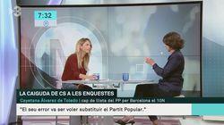 Cayetana Álvarez de Toledo en TV3: da esta respuesta y pasan a entrevistarla en