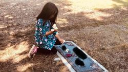 I Hijacked A Stranger's Grave To Help My Daughter Grieve The Father She Never