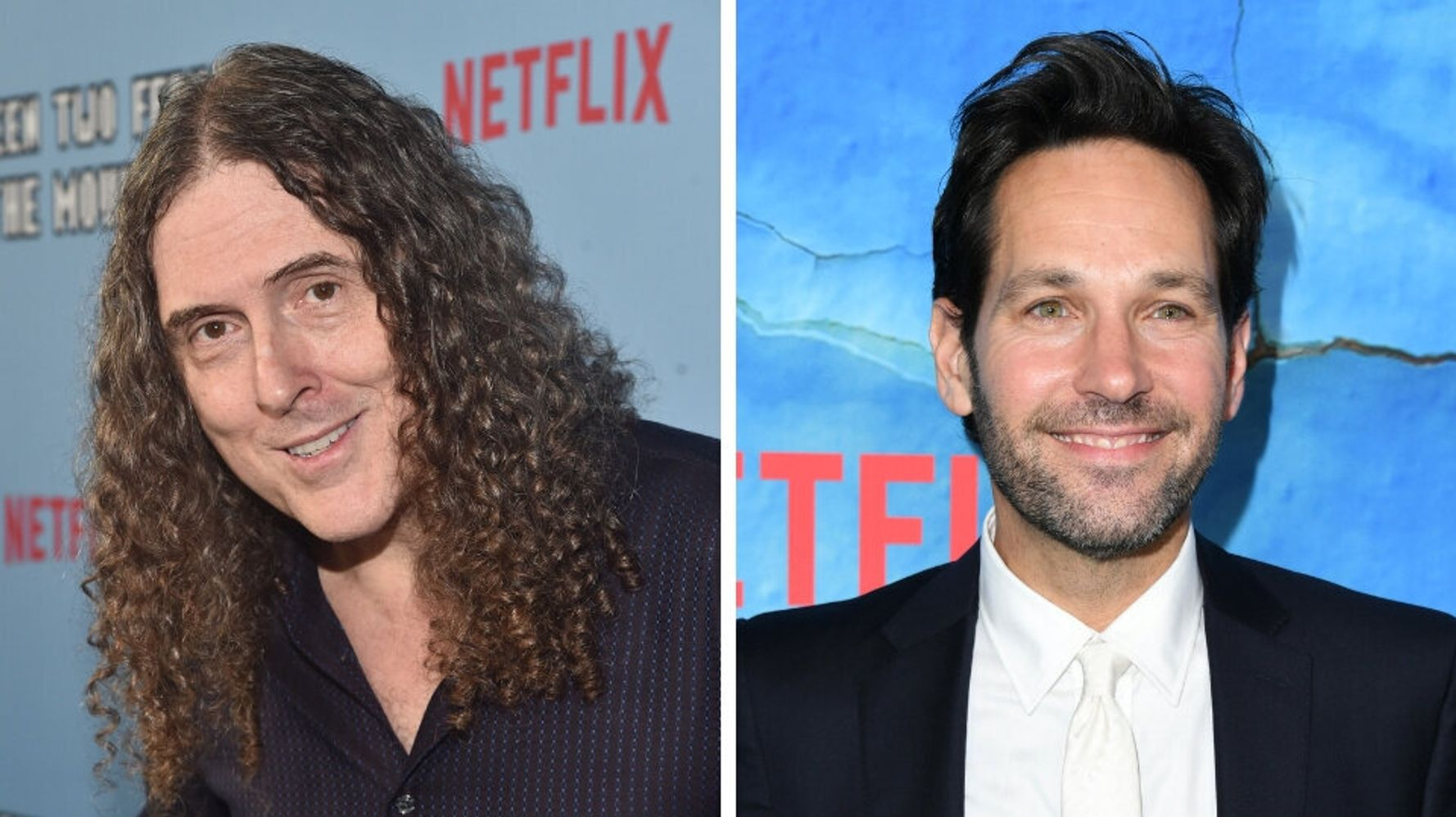 Weird Al Responds To Paul Rudd Dressing As Him For Halloween In The Best Way Huffpost