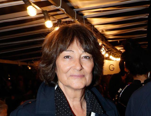 Sylviane Agacinski ici à Paris le 29 septembre