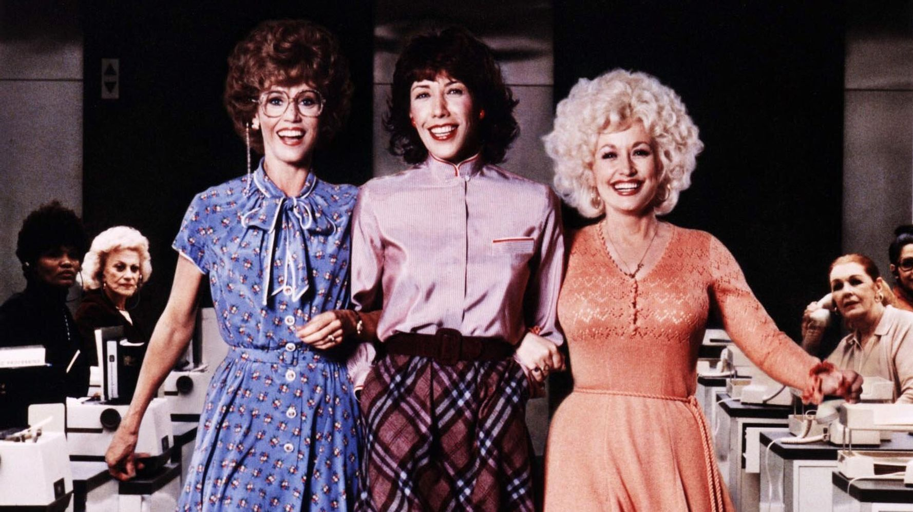 The 1980 Movie 9 To 5 Is Still Depressingly Relevant For Women At Work Huffpost Life