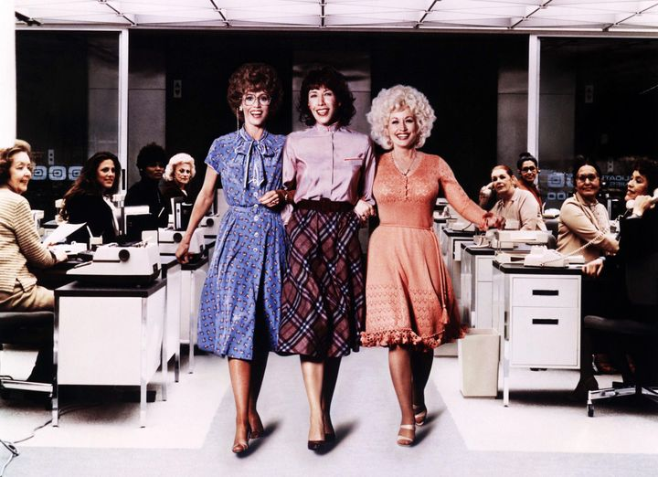 The 1980 Movie '9 To 5' Is Still Depressingly Relevant For Women At Work