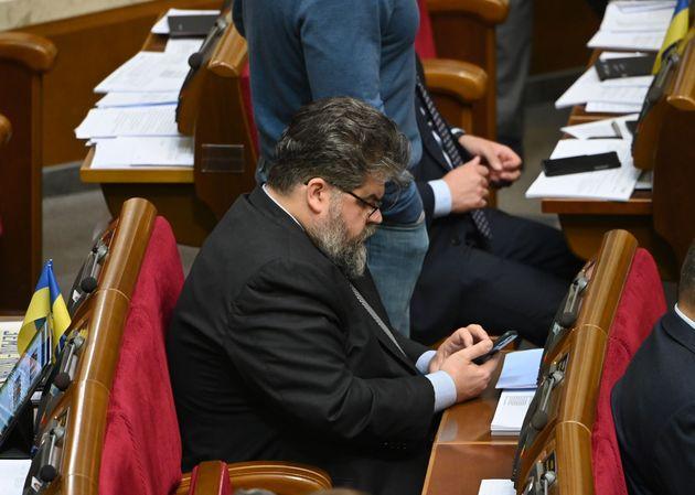 Ουκρανία: Σάλος με βουλευτή που έκλεινε ραντεβού με ιερόδουλη εν μέσω συνεδρίασης της